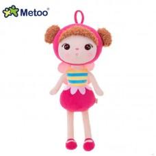 Boneca Angela Metoo Rosa