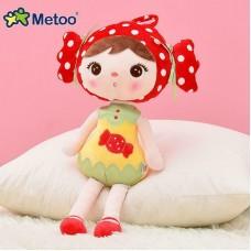 Boneca Metoo Jimbao Vermelha