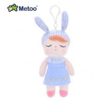 Mini Metoo Chaveiro Coelha azul